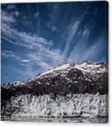 Ice Sky Water Canvas Print