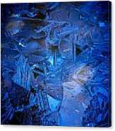 Ice Slace Canvas Print
