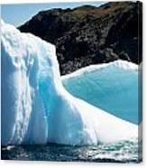 Ice Vii Canvas Print