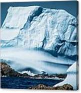 Ice Xxii Canvas Print