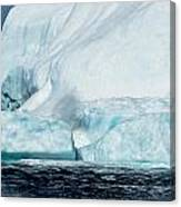 Ice Xxiv Canvas Print
