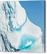 Ice Xxx Canvas Print