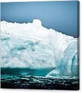 Ice Xxvii Canvas Print