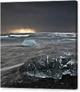 Iceberg Led Us Canvas Print