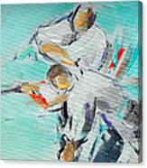 Ichi Canvas Print