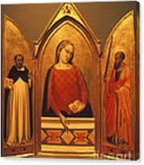 Icon Case Canvas Print