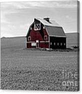 Icon Of The Palouse Canvas Print