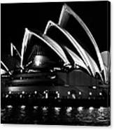 Iconic Sydney Opera House Canvas Print