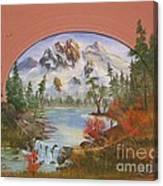Idaho Canvas Print