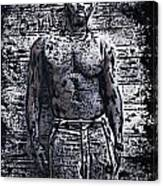 Idris Elba Canvas Print