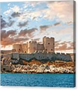 If Castle Canvas Print