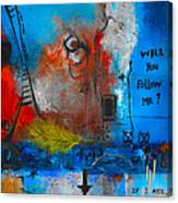 If I Ask Canvas Print