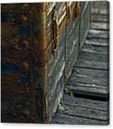 If This Old Trunk Could Talk Canvas Print