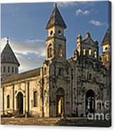 Iglesia De Guadelupe In Granada Nicaragua Canvas Print