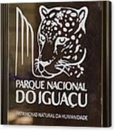 Iguacu National Park - Brazil Canvas Print