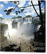 One Of The New Seven Wonders Of Nature Canvas Print
