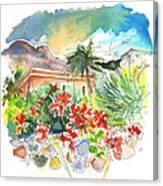 Igueste De San Andres 03 Canvas Print