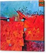 Il Grande Concerto Canvas Print