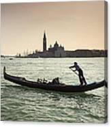 Il Veneziano Canvas Print