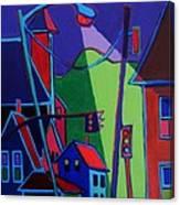 Illumination Chelmsford Center Canvas Print