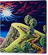 Illumination Point Canvas Print