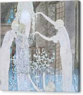 Illustation From Le Reve Canvas Print
