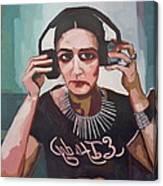 Imac 5 Canvas Print