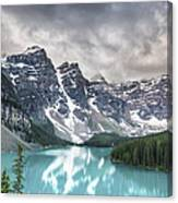 Imaginary Waters Canvas Print