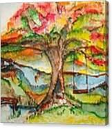 Imagination Place Canvas Print