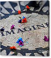 Imagine Canvas Print