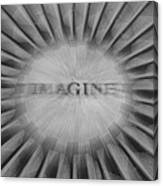 Imagine Zoom Canvas Print
