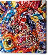 Imbratisarea Curcubeului Canvas Print