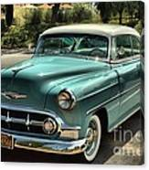 Img 8462_ Chevy Bellaire Canvas Print