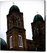 Immaculate Conception Catholic Church Canvas Print