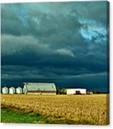 Impending Storm I Canvas Print