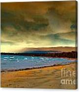 Impending Storms Canvas Print
