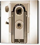 Imperial Reflex Camera Canvas Print