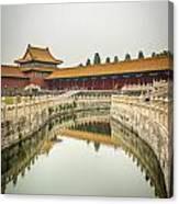 Imperial Waterway Canvas Print