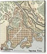 Imperium Vallis Canvas Print