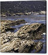 Imposing Inlet Canvas Print
