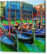 Impressionistic Photo Paint Gs 009 Canvas Print
