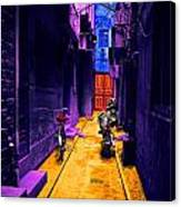 Impressionistic Photo Paint Ls 007 Canvas Print