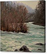 In All Seasons Canvas Print