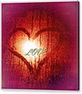 In Any Language The Emotion Is The Same Canvas Print