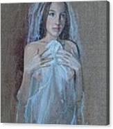In Attesa Di Lui Canvas Print