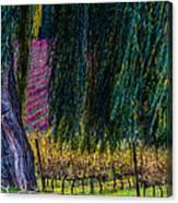 In Leaf Fall Canvas Print