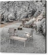 In Quiet Places Canvas Print