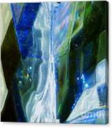 In The Blue Realm Canvas Print