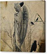 In The Elysian Fields Canvas Print