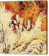 In The Fall Canvas Print